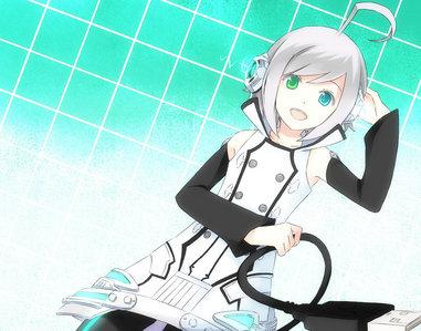 Utatane Piko from Vocaloid