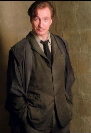 Remus John Lupin. <3