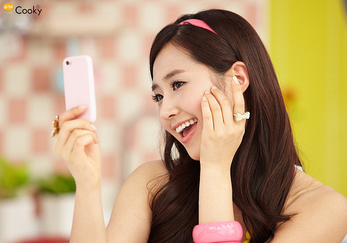 this one, my lovely fave member Yuri..^^