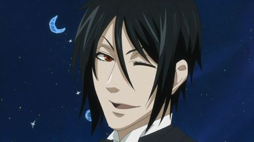 Well, Sebastian wasn't in it before and now he is~!! So you can save your wining 4 someone who cares, Kay? ^_~