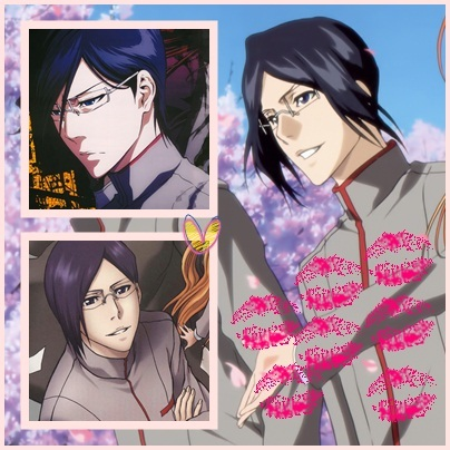 [b]Uryu!!!!!!!![/b]♥♥♥ Because he is so sweet!!! So dreamy! So cute and I'm in love with him!