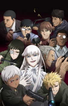 Jormungand its really new so its not very well known, YET! Its awesome!! if im not mistaken, its 의해 the same ppl that did Black Lagoon :)
