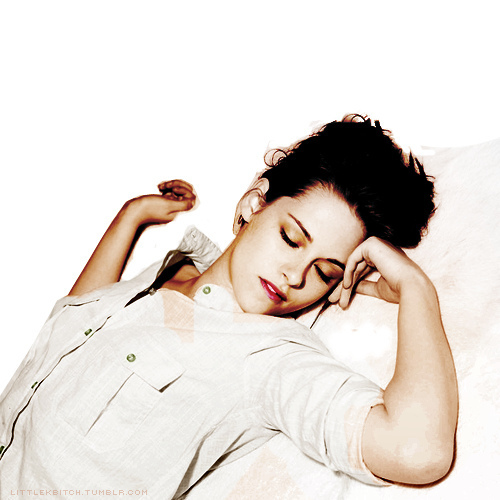 Kristen is unique. She is amazing, gourgeous and is a very good actress