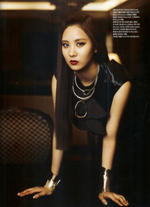Seohyun for Vogue Girl