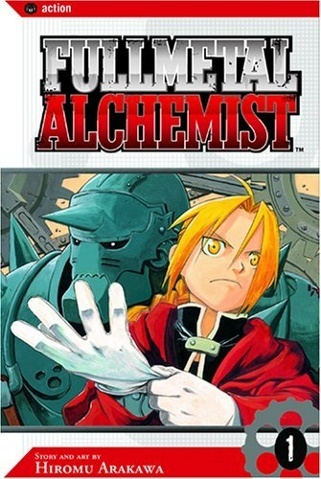 i think fullmetal alchemist was a easy one to read, i 사랑 it and it has all sorts of stuff in it that a girl like me, and you, would probally like :)