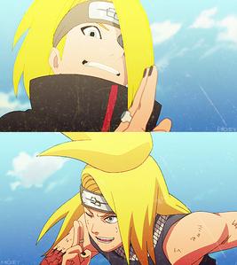 DEIDARA! :) (Naruto Shippuden)