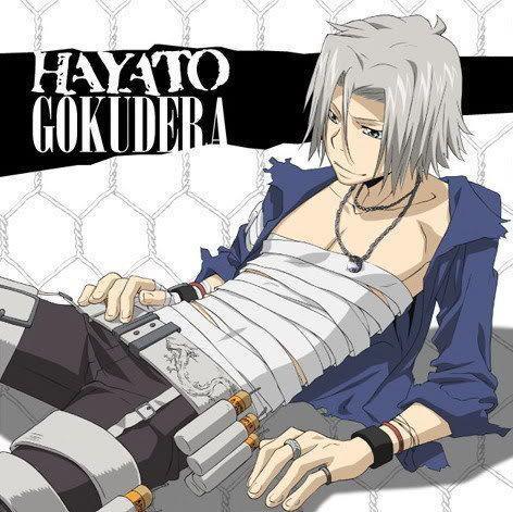 Gokudera Hayato-kun from KHR!