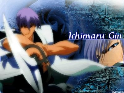 SHOOT HIM DEAD SHINSO. GIN ICHIMARU FROM BLEACH.  LOVE YA GIN