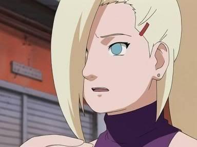 yamanaka Ino from Naruto shippuden