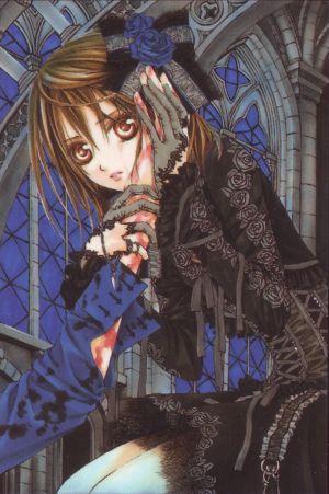 Yuki from Vampire Knight.
