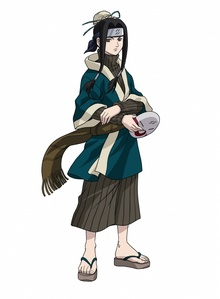 I don't know if he counts but Haku is part of the Yuki clan owo