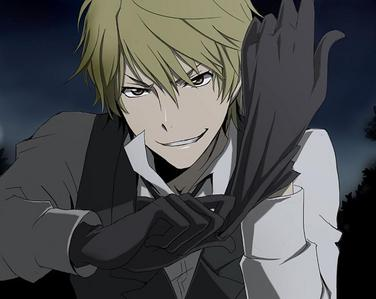 For me, I would love to kiss Shizuo Heiwajima, He is hot and can throw vending machines and he is just a bad@ss.