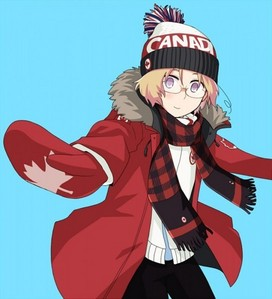 Canada<3  Or maybe Prussia or Death the Kid x3