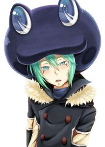 Fran with green hair?