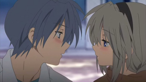 Like this?????!!! Tomoya X Tomoyo