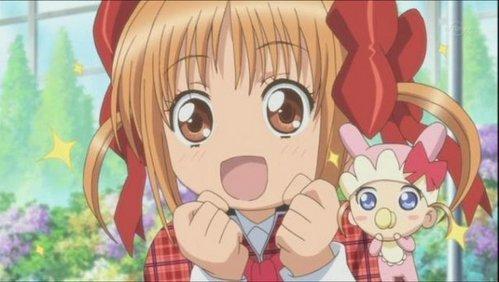 Yuiki Yaya from Shugo Chara!