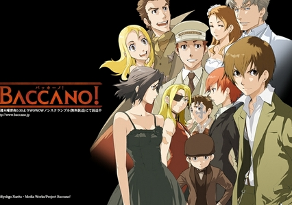 anime beginning with B..okay how about Baccano!