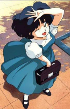 Akane Tendo from Ranma 1/2 :D