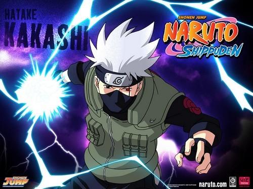 Kakashi hatake from Naruto <33