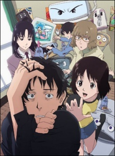Welcome to the NHK - http://www.animefreak.tv/watch/welcome-nhk-episode-1-english-dubbed-online-free Genre: Comedy, Romance, Slice of Life, Psychological It's a cute anime. You should watch it. ~^_^~