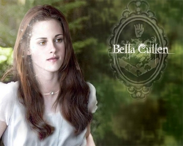 I would definitely want to be Bella,because she gets to be with Edward forever.Enough said,right?