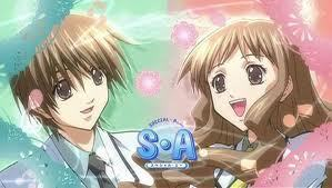 I can't believe I forgot them! :( But anyway, here's Jun and Megumi Yamamoto from Special A! <3
