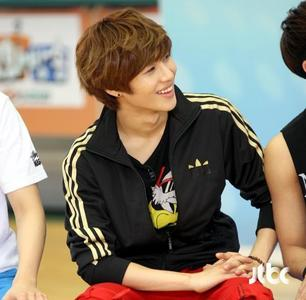 Taemin, of course. But he's very manly now, but still has that cute charm deep down. ^^