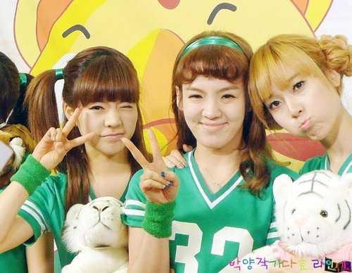 Sunny Hyoyeon jessica