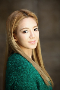 """I honestly dont find Hyoyeon as interesting,but i still like her,she's just not my """"All time favorite""""."""
