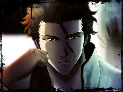 May 29 – Sosuke Aizen from Bleach!!! 