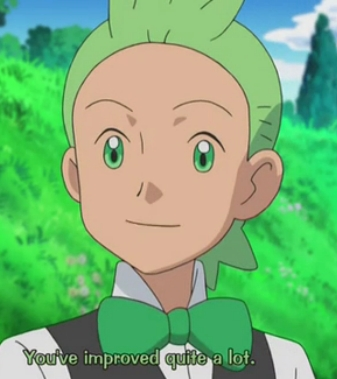 Dento-kun from Pokemon! his name begins with a D!