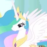 Princess Celestia did!!!!!!!!!!!!!!!!! No. Honestly, I have NO clue!!!