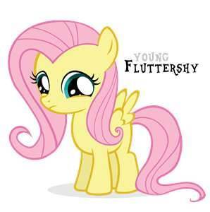 I amor that show with a passion! My favorito pónei, pônei is Fluttershy, because she and I are exactly alike. xD