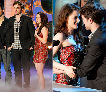 This is mine,from 2011 MTV movie awards.