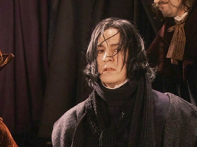 Severus Snape! Obviously!  :)