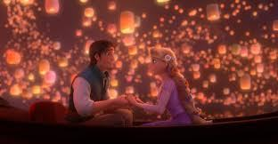 I see the light from Tangled.