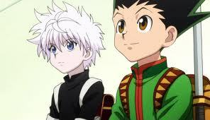 Gon and Killua are meant for this answer!!! XD