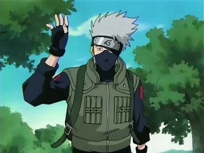 Kakashi for sure. Seriously how the hell can his hair stay like that?