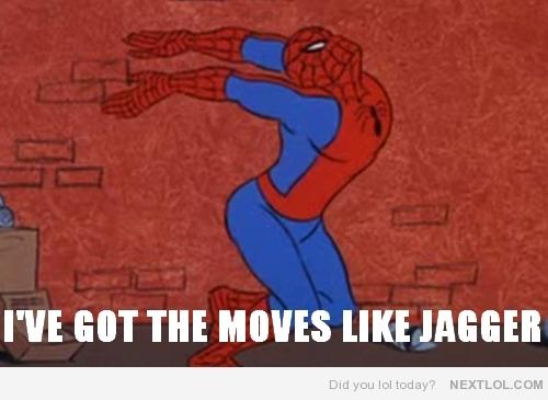 ... I would dance!!