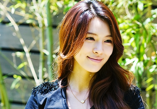 For me,i think Park Kahi from after school