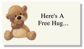 Ok, Hug it is.