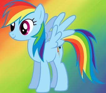 WRONG! It's इंद्रधनुष Dash.