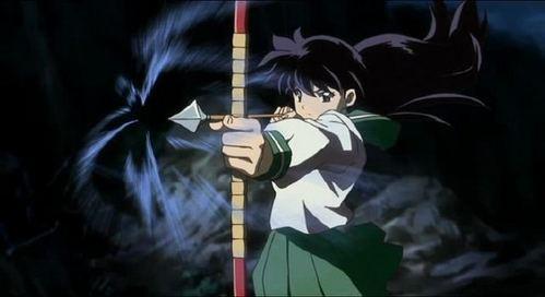 Kagome and kikyo's powers!!!! :D