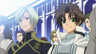 Clannad 天使 Beats 07-Ghost Elfen Lied H20 footprints in the sand Chrono Crusade Rurouni Kenshin: Reminiscence
