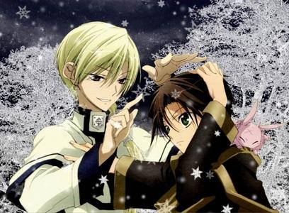 Tsubasa Chronicles and 07-Ghost