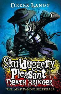 Im thinking in my hero,Skulduggery Pleasant! :D