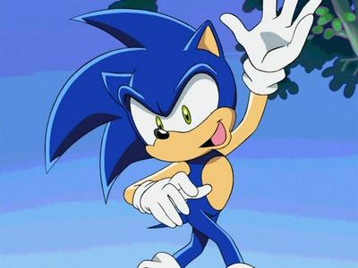 well you take my answer soooooo Sonic XD