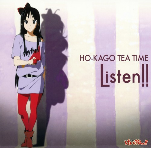 Obvious answer is extremely obvious X3 Mio Akiyama from K-ON!!! HTT for life <3