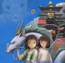 I suppose it was Spirited Away. I saw it when I was around 4, because my mom thought I would like it. Also, one of my Những người bạn was watching it. :)