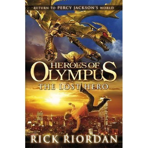The हीरोस of Olympus series, द्वारा Rick Riordon. Fantasy, a little thriller. 10. This is just one of the series. They're pretty entertaining! :)